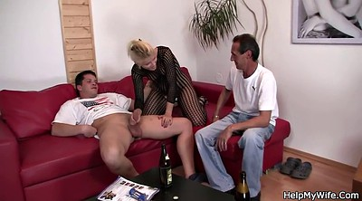 Old grannies, Czech wife, Young young, Wife watching, Wife ride, Hubby watches