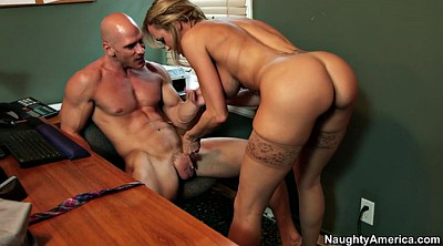 Brandi love, Brandi, Boss office