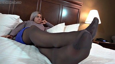 Italian, Pantyhose foot