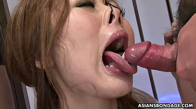 Japanese blowjob, Asian bdsm, Asian bondage, Japanese throat