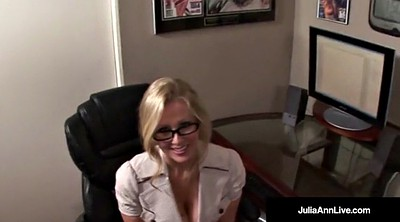 Julia ann, Suck