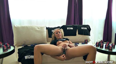 Rubber, Webcam orgasm, Small tits, Pink tits