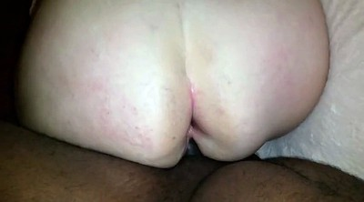 Interracial anal, Bottle