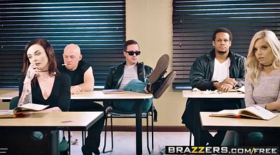 Brazzers, School anal