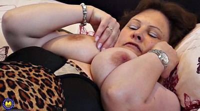 Bbw granny, Bbw mom, British granny, Tiger
