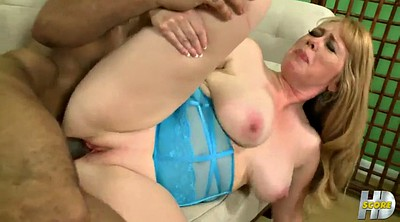 Black cock, Interracial mature, Heather
