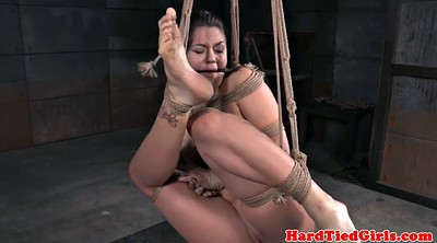 Tied, Blindfolded, Whip