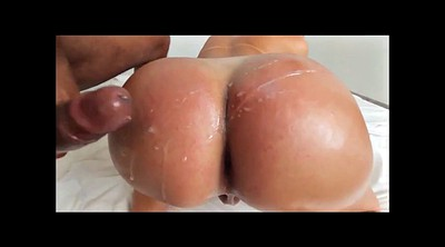 Big ass, Creampie compilation, Shemale compilation, Latin, Compilation creampie