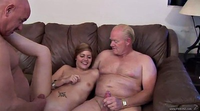 Handjob, Gay men, Two, Old men