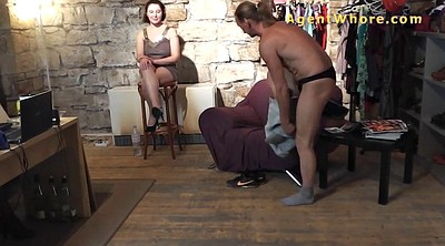 Young, Agent, Older, Massage milf, Breasts