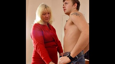 Russian mature, Russian mom, Mom young
