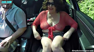 Car sex, Mature solo
