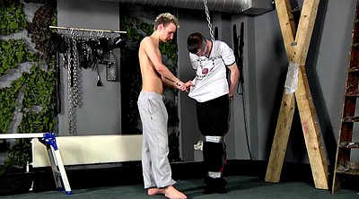 Milking, Punish, Punished, Gay bondage, Slave boy, Milking boy