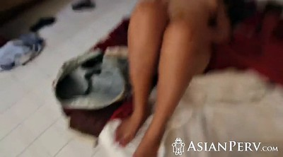 Asian tit, Pov blowjob