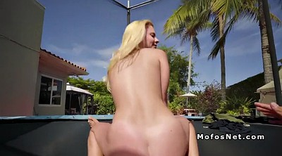 Hidden cam, Blonde