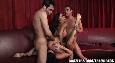 Sister, Bottle, Stripper, Foursome, Sharing