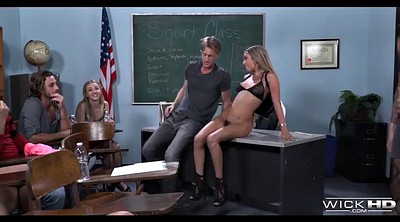 Teacher, Teacher fucking students, Hairy show, How to