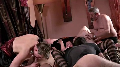 Mature swingers, Mature group