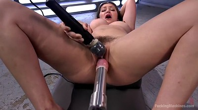 Machine fucking, Dani daniels