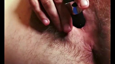Hairy solo, Hairy pussy, Asshole