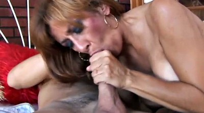 Old, Hot milf, Eating