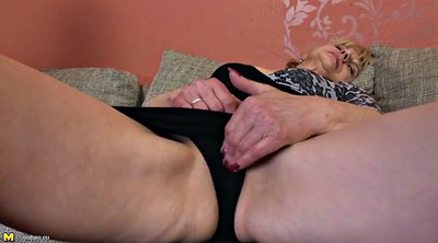 Granny anal, Mature anal, Granny pussy