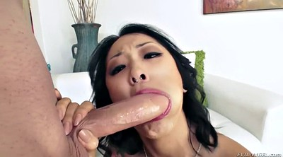 Bukkake, Asian big cock