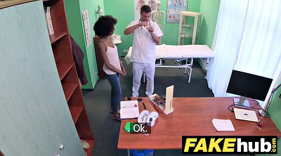 Ebony, Student, Hospital, Fake hospital, Fake doctor