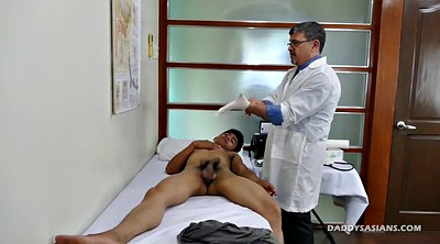 Young anal, Gay doctor, Old doctor, Daddy anal, Old dad, Old asian