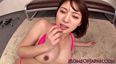 Asian milf, Japanese rough, Japanese pov