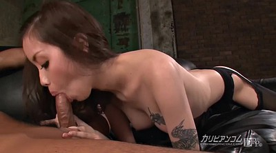 Japanese big tits, Deep throat, Japanese deep