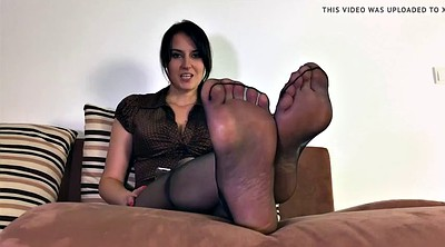 Feet, Nylon, Polish, Cum on nylon, Nylon foot, Nylon feet
