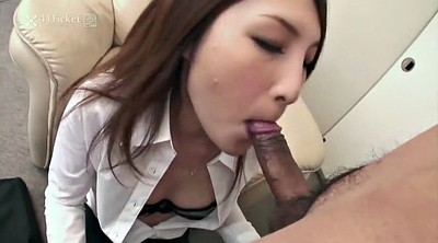 Japanese creampie, Japanese threesome, Japanese office