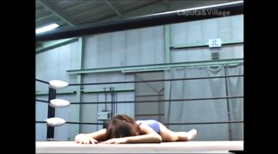 Wrestling, Japanese bdsm, Wrestle, Mixed wrestling, Mix wrestling, Mix