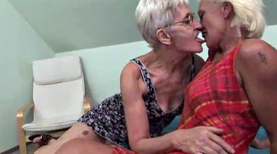 Mature dildo, Hairy granny