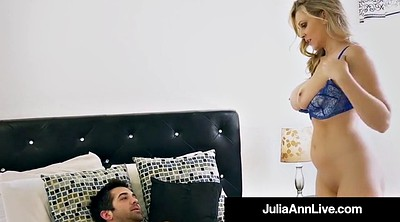 Julia ann, Mom son, Step mom, Mature, Julia, Ann