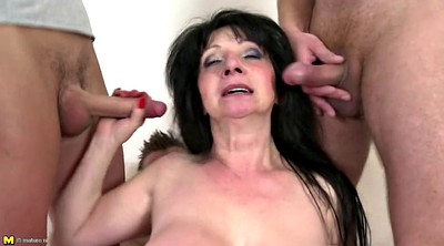 Mother, Mother son, Gangbang mature, Milf young, Mother&son, Mother fuck