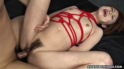 Tied, Japanese gangbang, Japanese bondage, Asian peeing, Asian hairy