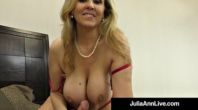 Julia ann, Julia, Mature foot, Mature feet, Milf feet, Julia ann foot