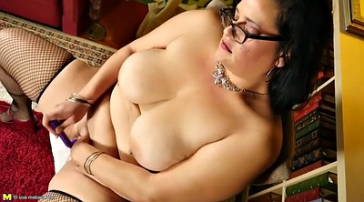 Dirty talk, Bbw solo