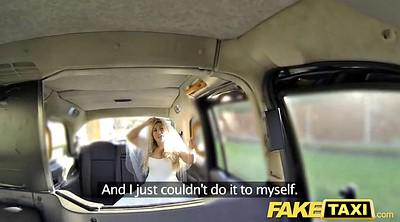Fake taxi, Wedding, Brides