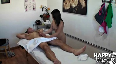 Asian granny, Asian massage