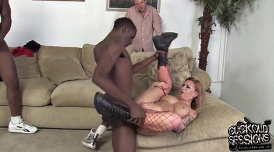 Black, Wife watching, Watching
