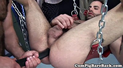 Threesome mature, Gay mature