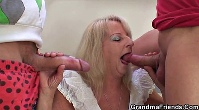 Old guy, Mature fuck, Granny group