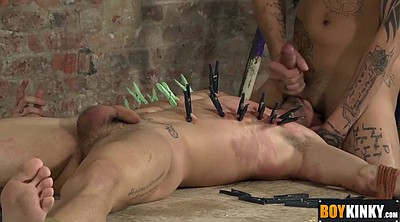 Tied up, Cut, Cut cock, Twink