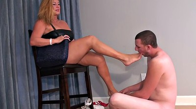 Cuckold, Foot slave, Cuckold slave, Mature foot, Male slave, Mature feet