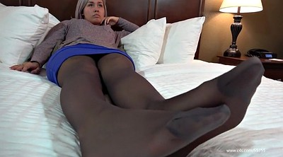 Nylon, Nylon foot, Pantyhose foot