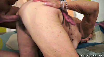 Cum swallow, Mature swallow, Hairy mature