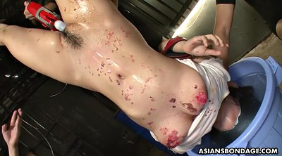 Water, Asian gangbang, Japanese bondage, Japanese bdsm, Japanese creampie, Asian bondage